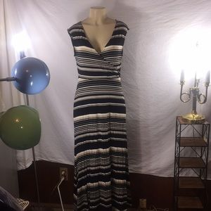 Talbots maxi dress
